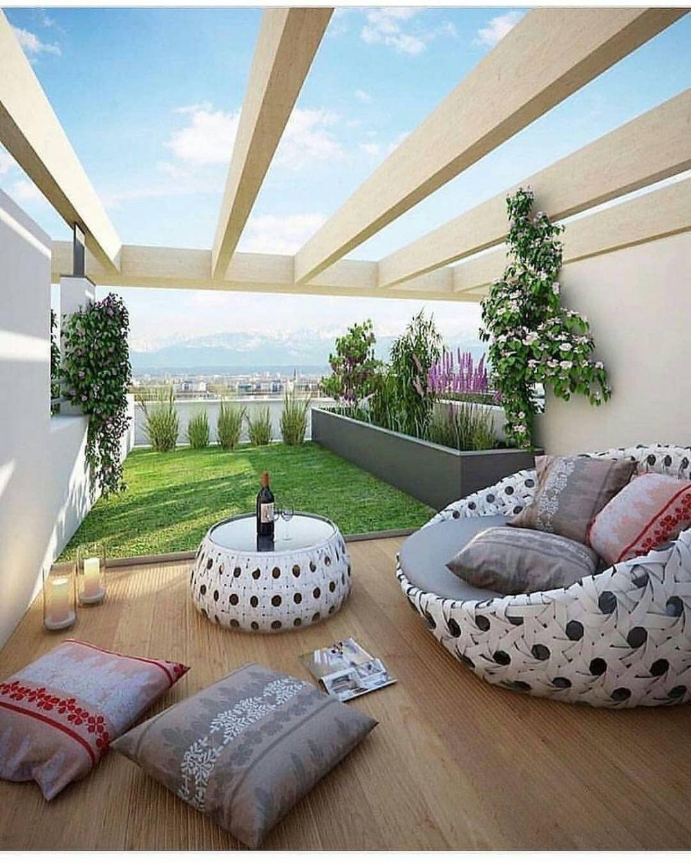 Manfaatkan Rooftop Rumah Sebagai Tempat Bersantai Yang Asik. Yuk Intip  Desainnya! - Developer Property Syariah, Jual Perumahan Syariah Semarang,  Pekalongan, Karawang, Salatiga | Firmana Property